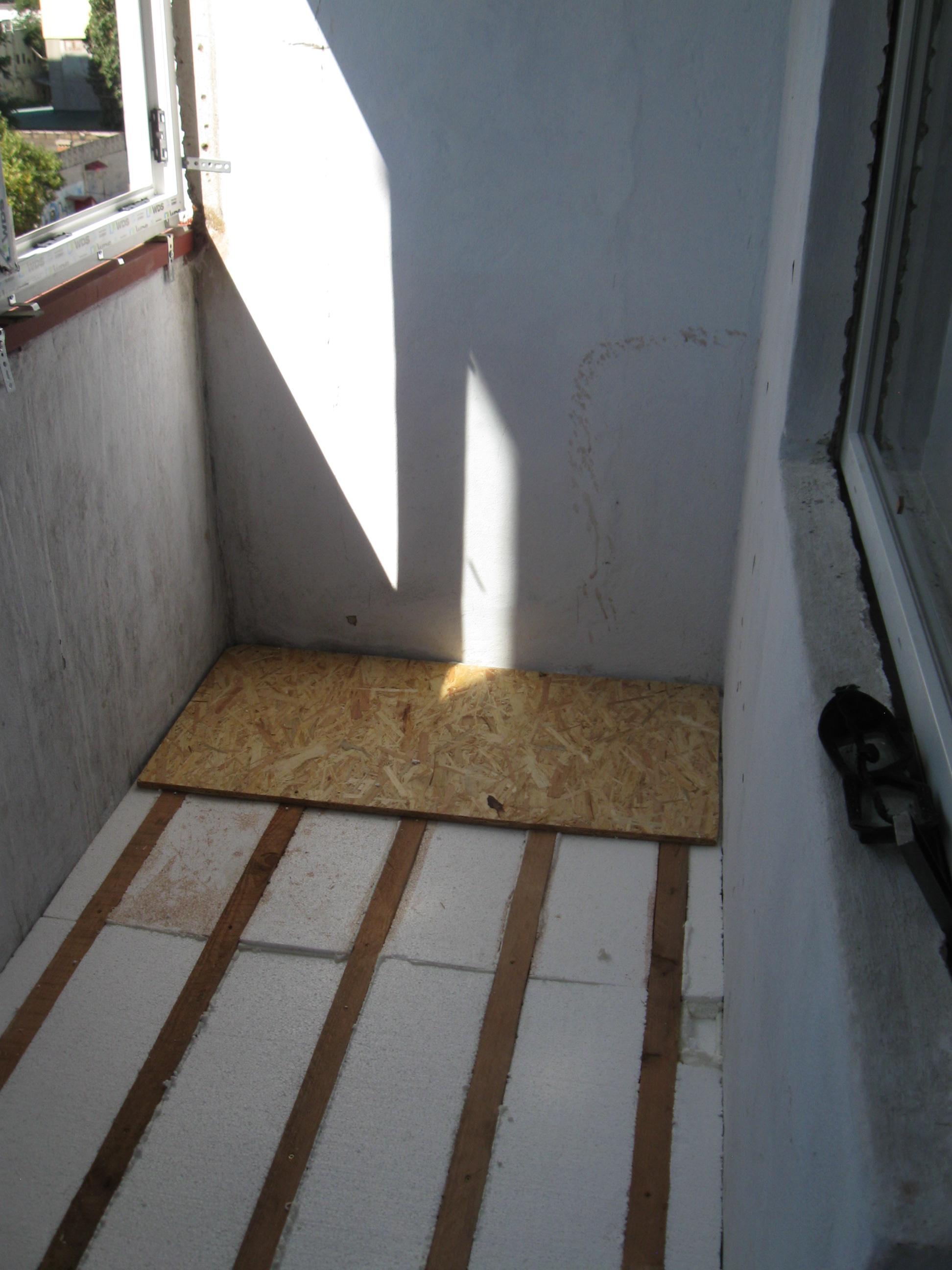 Утепление балкона своими руками: подробная пошаговая 84